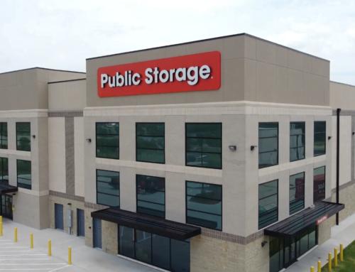 Public Storage, Sachse, TX